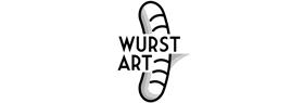 Logo Wurstart by Joller