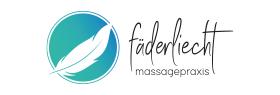 Logo fäderliecht massagepraxis